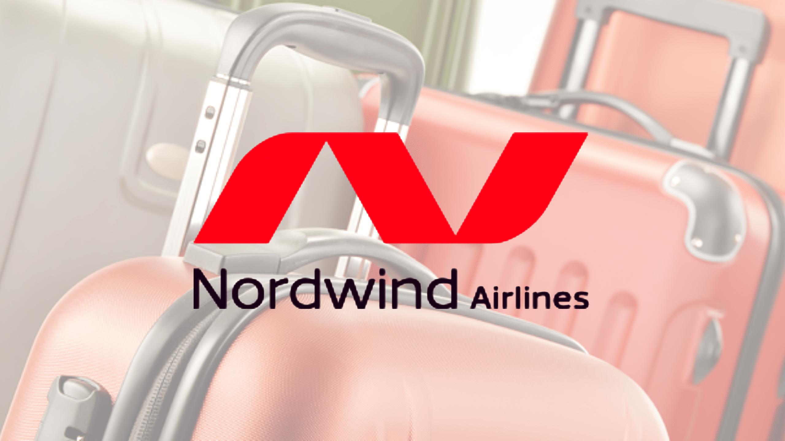 Норма провоза багажа в NordWind