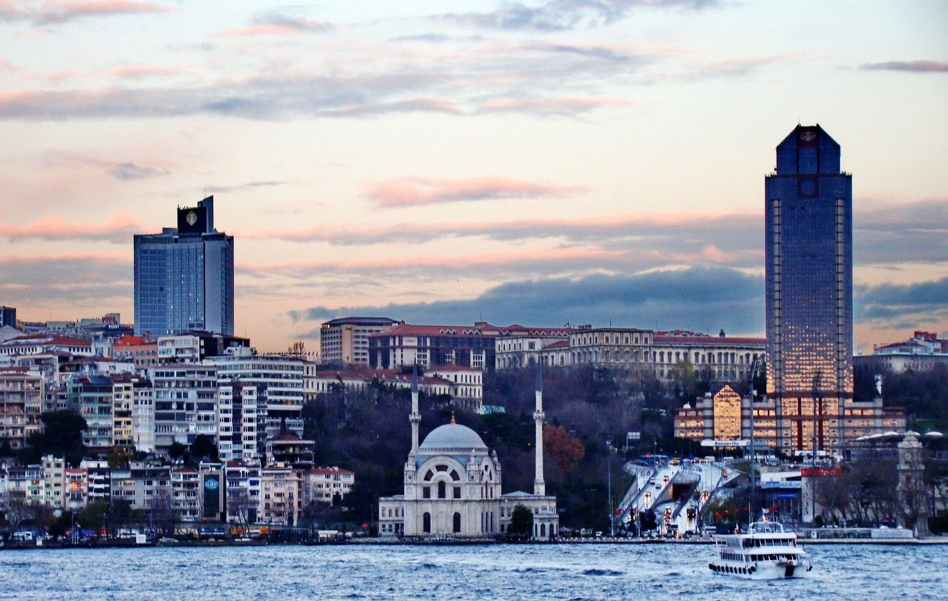 Прямые вылеты из Ростова в Стамбул
