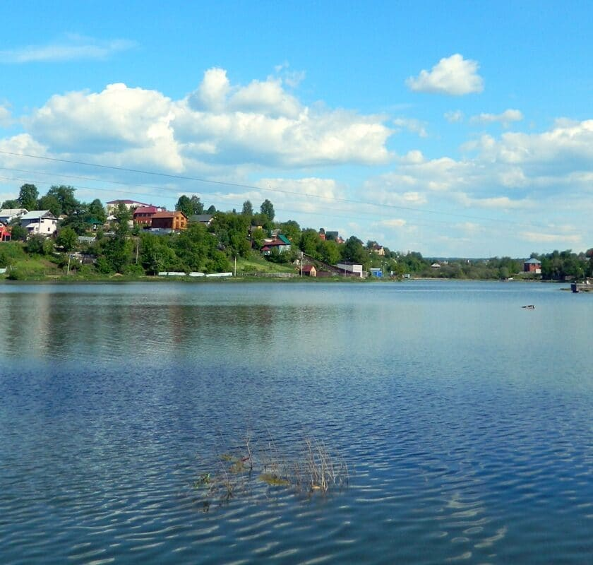Мотовилихинский пруд (Пермь)
