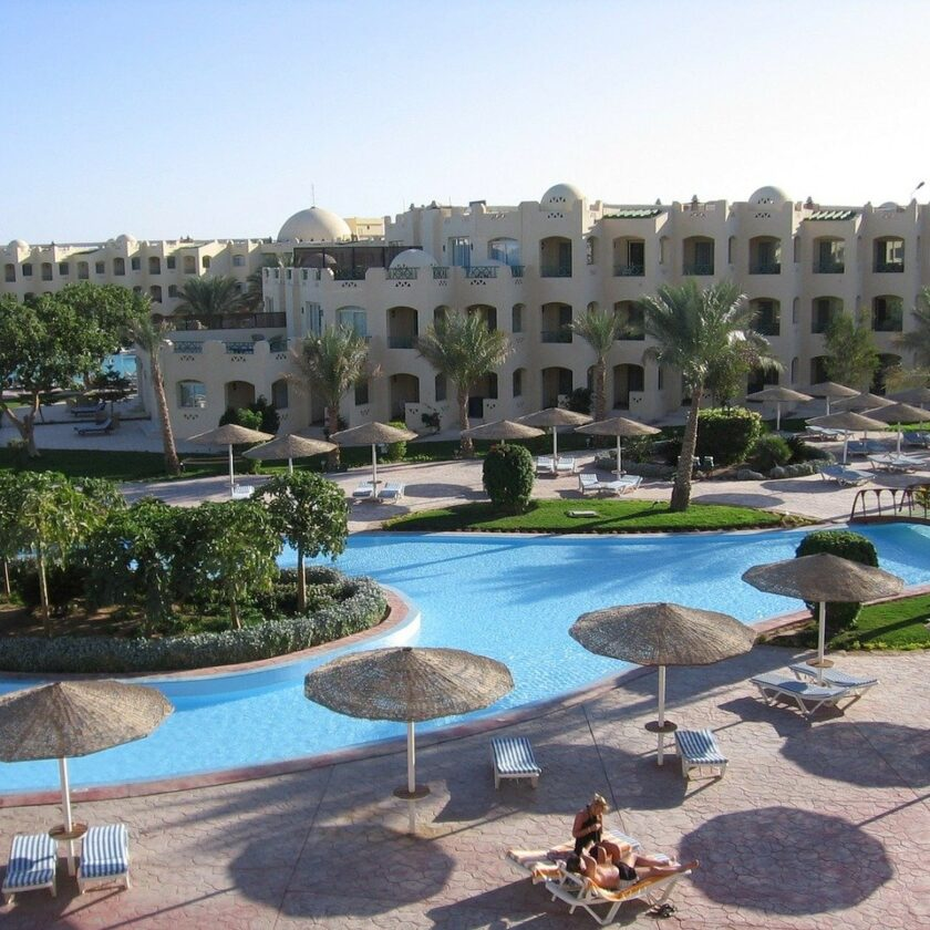 Хургада Египет